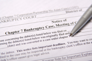 Denton County Bankruptcy Attorney Explains the 341 Meeting of Creditors.